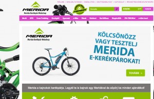 merida webshop